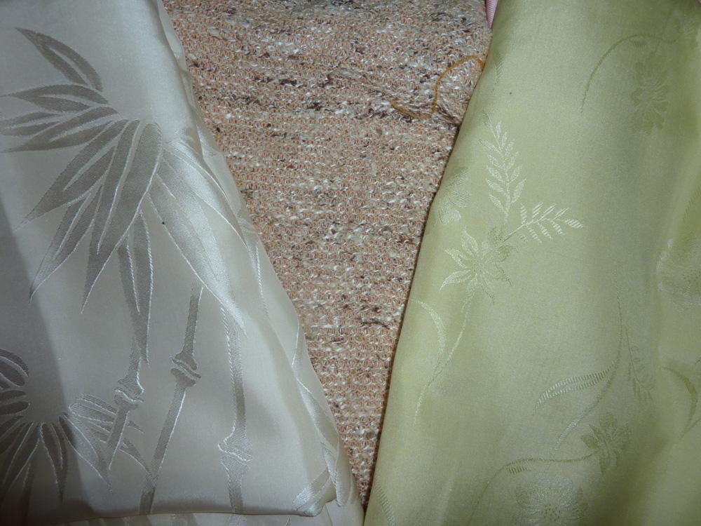 Some silks...